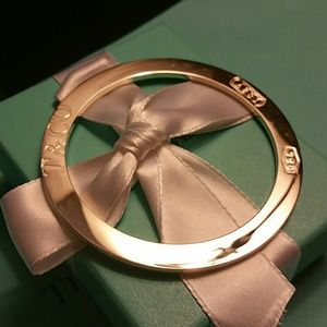 Tiffany & Co. 1837 Round Solid Bangle Bracelet